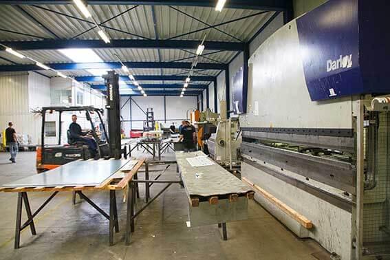 Nieuwe generatie aluminiumframes voor bioscoopdoeken